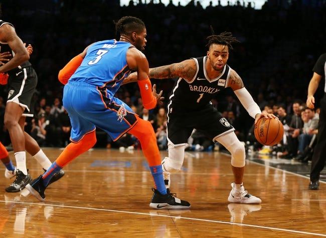 NBA | Brooklyn Nets at Oklahoma City Thunder