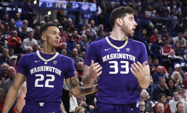 NCAA BB | Sacramento State Hornets (6-2) at Washington Huskies (7-4)