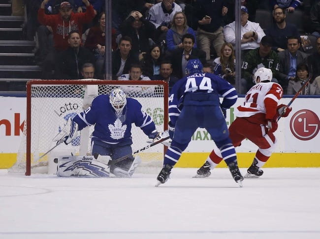 NHL | Detroit Red Wings (15-17-5) at Toronto Maple Leafs (24-10-2)
