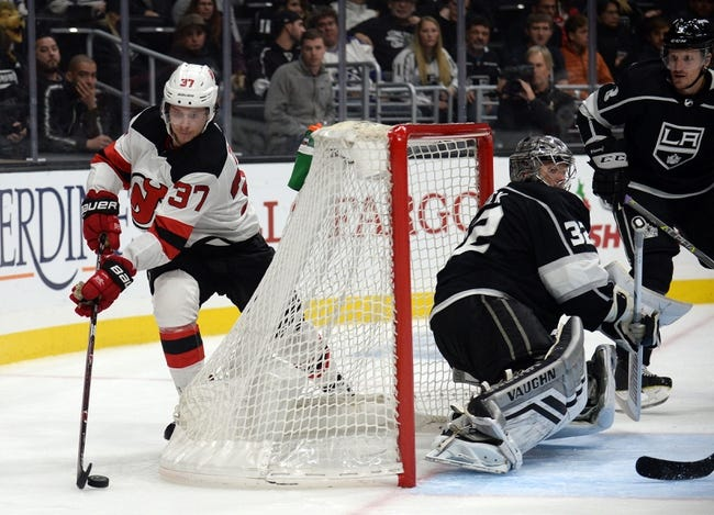 NHL | Los Angeles Kings at New Jersey Devils