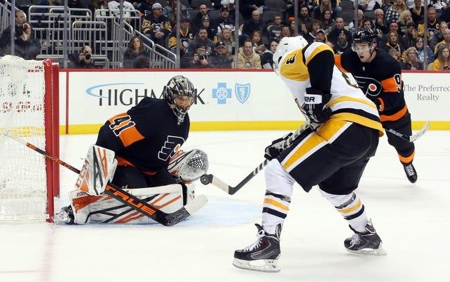 NHL | Pittsburgh Penguins at Philadelphia Flyers