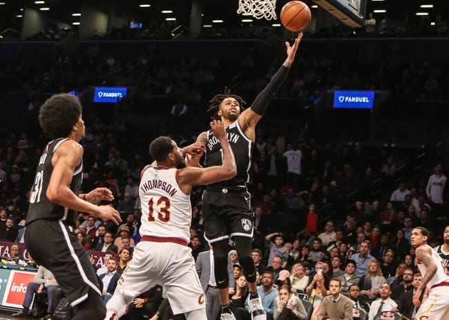NBA | Brooklyn Nets at Cleveland Cavaliers