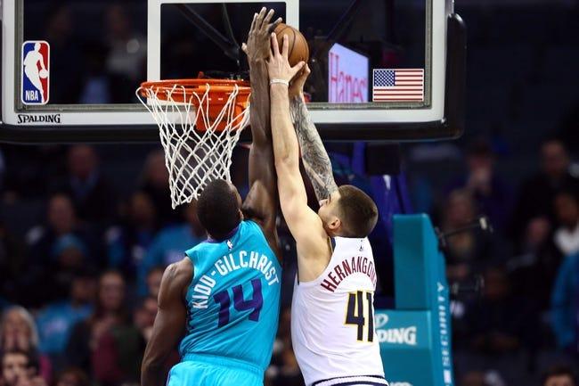 NBA | Denver Nuggets - Charlotte Hornets