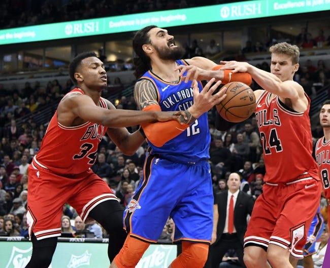 NBA | Chicago Bulls (7-23) at Oklahoma City Thunder (18-10)