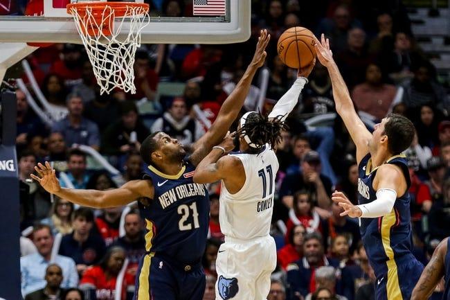 NBA | Memphis Grizzlies at New Orleans Pelicans