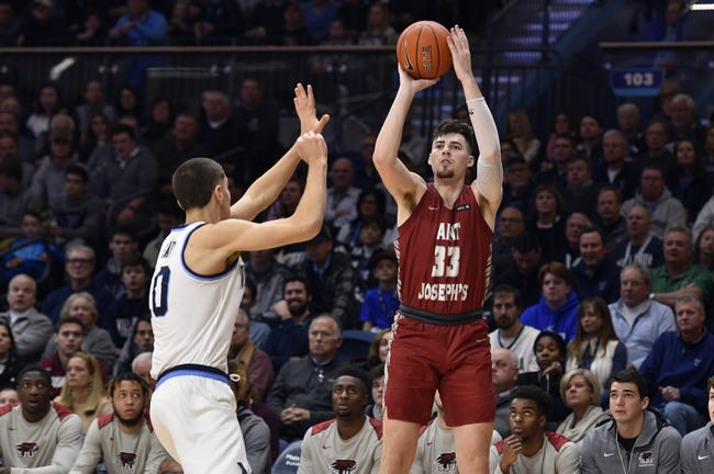 NCAA BB | St. Bonaventure at Saint Joseph's