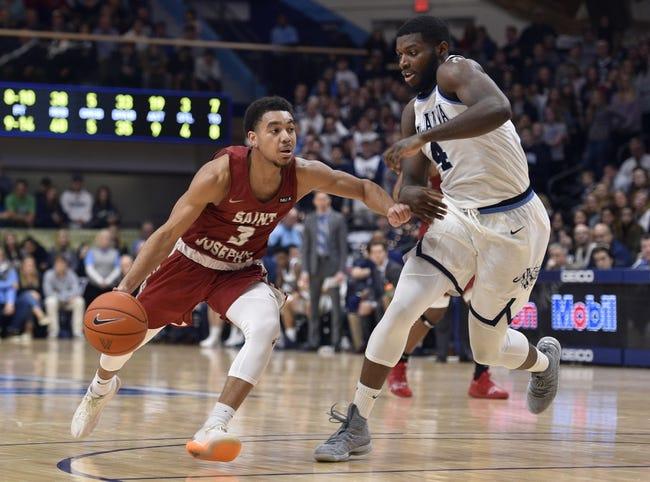 NCAA BB | La Salle at Saint Joseph's