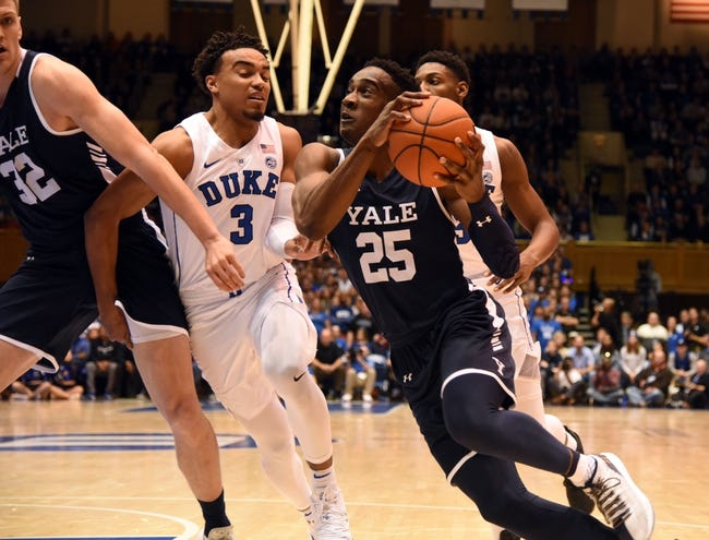 NCAA BB | Harvard at Yale