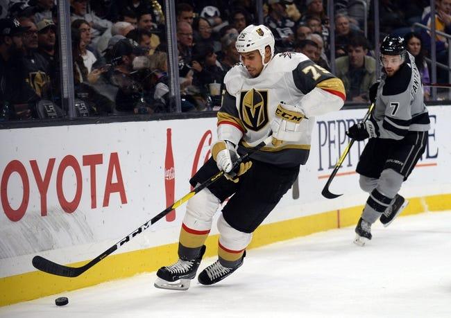 NHL | Los Angeles Kings (13-20-3) at Vegas Golden Knights (20-16-2)