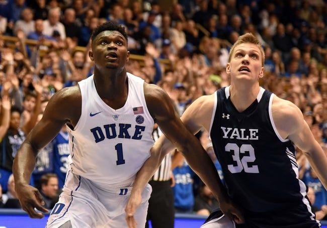 NCAA BB | Dartmouth at Yale
