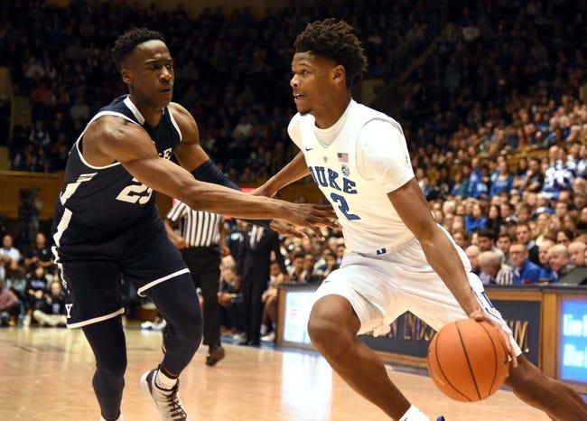 NCAA BB | Columbia at Yale