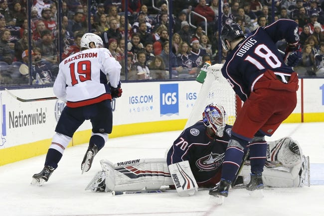 NHL | Columbus Blue Jackets at Washington Capitals