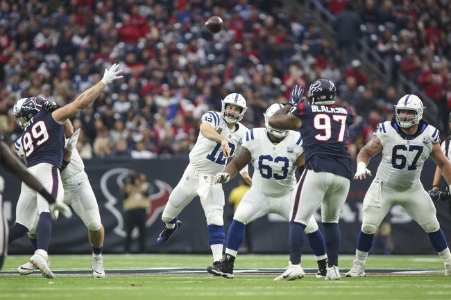 NFL | Indianapolis Colts at Houston Texans