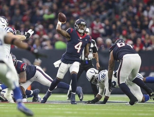 NFL | Indianapolis Colts (10-6) at Houston Texans (11-5)