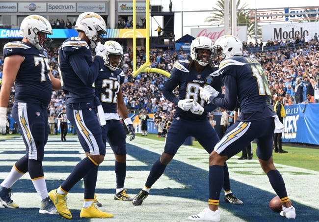 NFL | Baltimore Ravens (8-6) at Los Angeles Chargers (11-3)