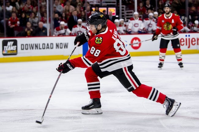 NHL | Chicago Blackhawks at Montreal Canadiens