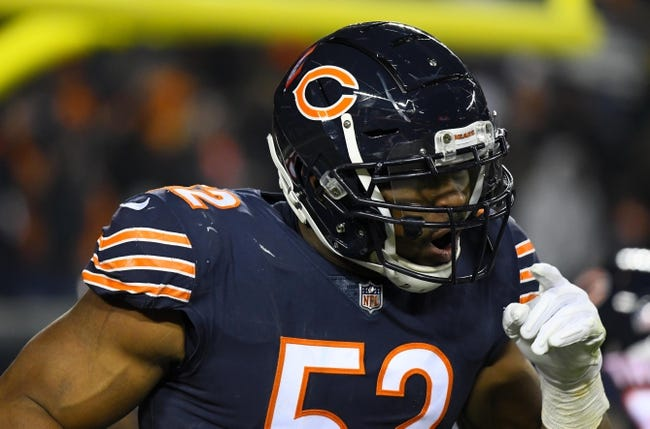 NFL | Green Bay Packers (5-7-1) at Chicago Bears (9-4)