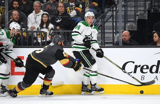 NHL | Dallas Stars at Vegas Golden Knights