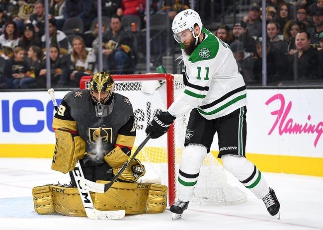 NHL | Vegas Golden Knights at Dallas Stars