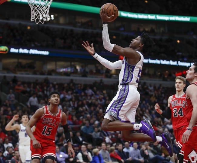 NBA | Chicago Bulls at Sacramento Kings