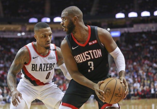 NBA | Portland Trail Blazers - Houston Rockets