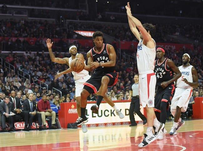 Toronto Raptors vs. L.A. Clippers - 2/3/19 NBA Pick, Odds ...