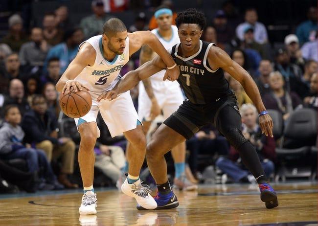 NBA | Detroit Pistons (15-14) at Charlotte Hornets (15-15)