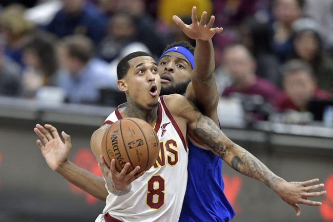 NBA | New York Knicks at Cleveland Cavaliers