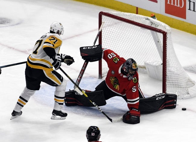 NHL | Chicago Blackhawks at Pittsburgh Penguins