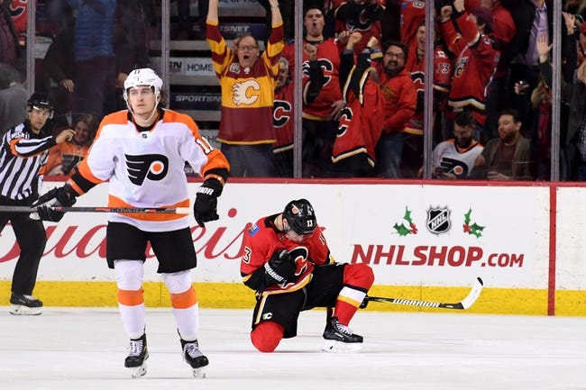 NHL | Philadelphia Flyers - Calgary Flames