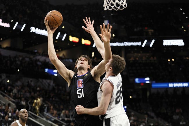 NBA | San Antonio Spurs (19-17) at Los Angeles Clippers (21-14)