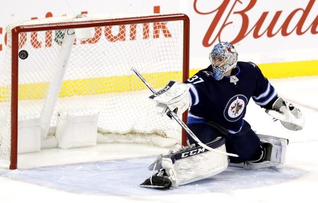 NHL | Winnipeg Jets (24-12-2) at Edmonton Oilers (18-17-3)