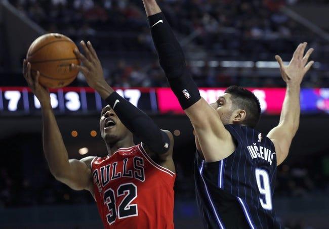NBA | Orlando Magic (14-16) at Chicago Bulls (7-25)
