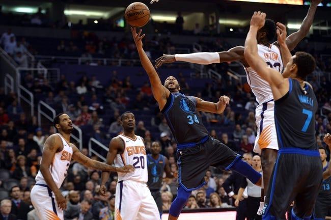 NBA   Phoenix Suns at Dallas Mavericks