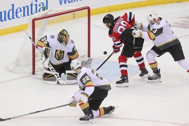 410611166 Vegas Golden Knights vs. New Jersey Devils - 01 06 2019 NHL Pick ...