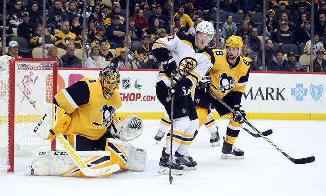 NHL | Boston Bruins at Pittsburgh Penguins