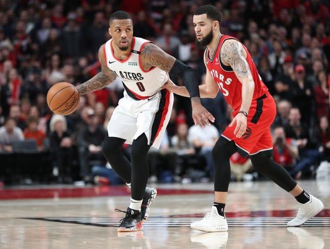 NBA | Portland Trail Blazers at Toronto Raptors
