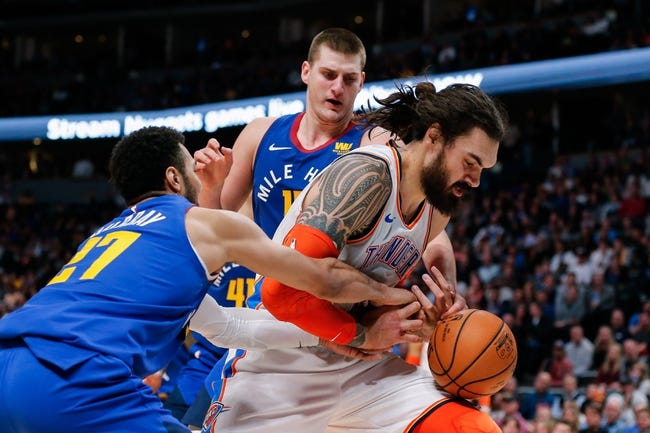 NBA | Oklahoma City Thunder at Denver Nuggets