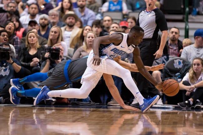 NBA | Dallas Mavericks at Orlando Magic