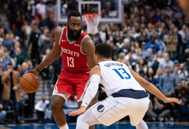 NBA | Dallas Mavericks at Houston Rockets