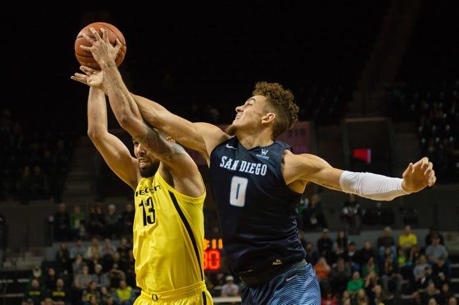 NCAA BB | San Diego Toreros (9-3) at Washington State Cougars (7-3)