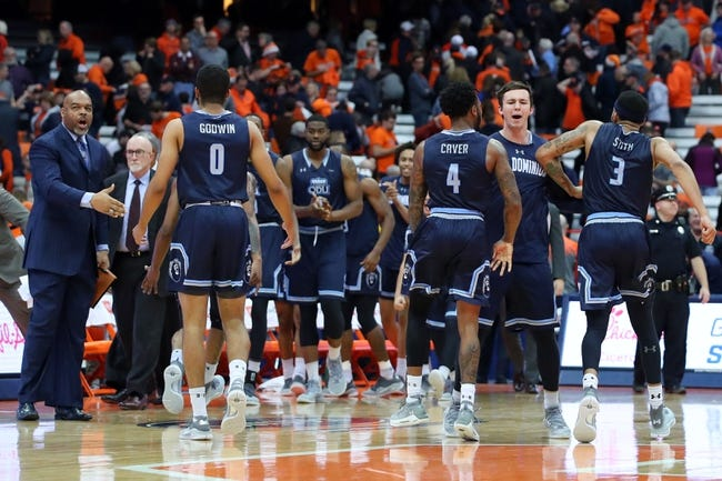 NCAA BB | Old Dominion at Middle Tennessee State