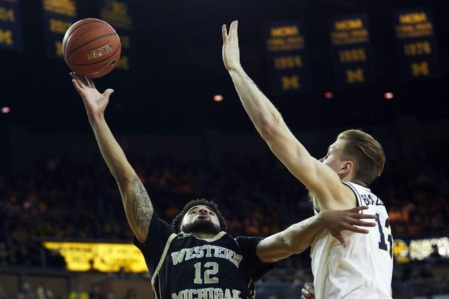 NCAA BB | Akron - Western Michigan