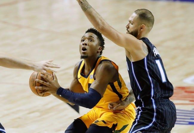 NBA | Orlando Magic at Utah Jazz