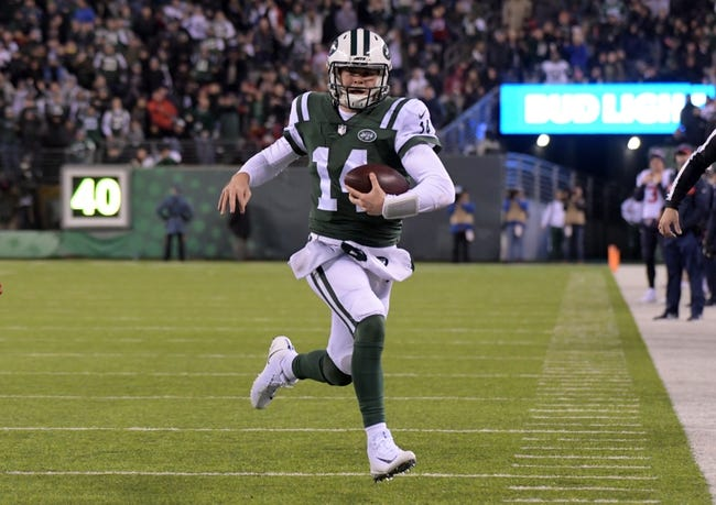 NFL | Green Bay Packers (5-8-1) at New York Jets (4-10)