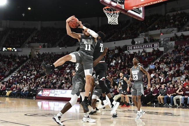 NCAA BB | Mississippi State at South Carolina