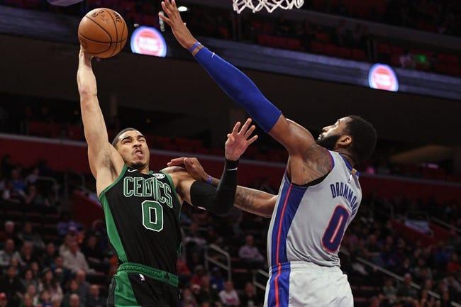 NBA | Detroit Pistons at Boston Celtics