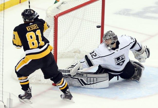 NHL | Pittsburgh Penguins at Los Angeles Kings