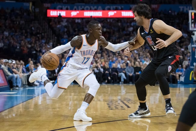 NBA | Oklahoma City Thunder at L.A. Clippers
