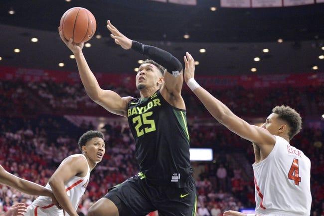 NCAA BB | TCU - Baylor